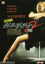 Basic Instinct 2 - Sharon Stone David (NEW) Adult Action Thriller DVD