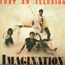 CD SINGLE IMAGINATIONJust an illusion | Limited Edition french reissue | 2-tr