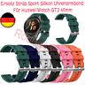 Mode Ersatz Sport Silikon Uhrenarmband Armband Für Huawei Watch GT2 46mm 2019Neu