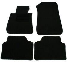 Fußmatten Set für 3er BMW E90 + E91 Velours Autoteppiche Matten Schwarz