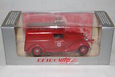Vitesse 1939 Mercedes 170 Fire Dept Van, 1/43 Scale Boxed