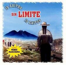 Various : 15 Exitos Sin Limite CD