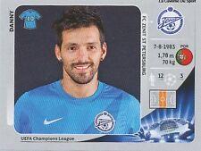 N°188 DANNY # PORTUGAL FC.ZENIT CHAMPIONS LEAGUE 2013 STICKER PANINI