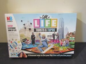 THE GAME OF LIFE TWISTS & TURNS 2007 GAME PARTS ( CHOOSE ).