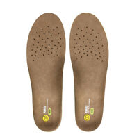 Sidas Unisex Outdoor Mid Arch Ergonomic Shoe Insoles Brown Sports Gym Outdoors