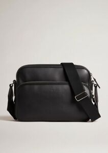 Dunhill Messenger Bag Hampstead City 100%  Leather BNWT RRP £775