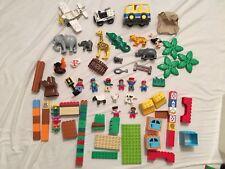 Lego Duplo Photo Safari Zoo Car and First Farm Lot