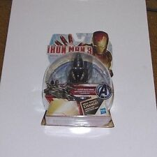 Hasbro New and Sealed Iron Man 3 War Machine Motorized Battle Charger Attack Bot