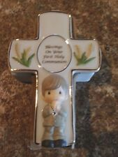 Precious Moments - Blessings On Your First Holy Communion #123407 NWT FAST SHIP