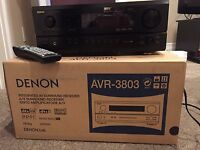 Denon AVR 3803 7.1 Channel 150 Watt Receiver  - local pick up only, work great!
