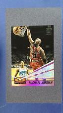 1993-94 Stadium Club MICHAEL JORDAN #4 Beam Team Chicago Bulls ~JN21