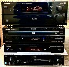 EXCELLENT PRECISION AUDIO COMPONENT PIONEER ELITE VSX-80TXV AUDIO,VIDEO RECEIVER