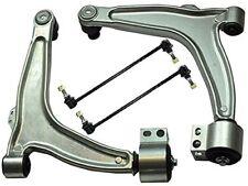 FOR SAAB 9-3 2002-2015 FRONT TRACK CONTROL ARM WISHBONE & STABILISER LINK KIT