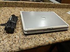 "Dell Inspiron 9300 17"" Intel Pentium M 1.6GHz, XP pro dual boot w lubuntu, works"