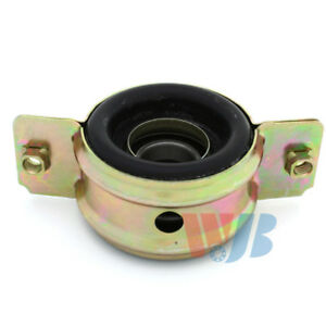 Drive Shaft Center Support Bearing-RWD WJB WCHB10 fits 1984 Toyota Pickup