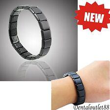 man female 80 Germanium Titanium Energy Bracelet Power Bnagle Pain Relief gift