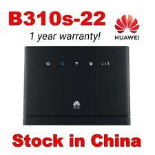 HUAWEI B310 B310S-22 150M 4G LTE CPE Wireless Router Sim Card Slot Unlocked New
