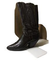 Vintage Custom Leddy Cowboy Boots