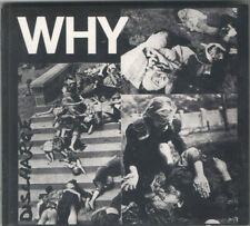 Discharge - Why CD - SEALED NEW COPY Punk Mini Album