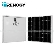 Open Box Renogy 150W Watts 12 Volt Solar Panel Mono for Off Grid Final Sale
