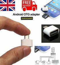 USB A 2.0 Female to Micro USB B Male OTG Adapter FOR Samsung Android Google HTC