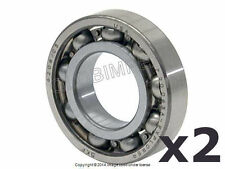 Mercedes REAR LEFT and RIGHT Wheel Bearing Set of 2 FAG +1 YEAR WARRANTY