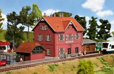 Faller 110096 HO Bahnhof Klingenberg #NEU in OVP##
