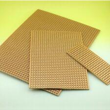 Strip Board Printed Circuit Pcb Vero Prototyping Track Packs Of 5