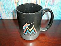 Florida Marlins Ceramic Coffee Mug Licensed Product MLB Rare Design Metal Flake