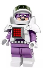 Lego CALCULATOR Man Batman MOVIE MINIFIGURES 71017 NEW Math Villian Computer CPA