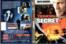 DVD Temoin secret | Dolph Lundgren | Action - Aventure | Lemaus