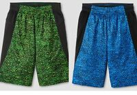 C9 Champion Boys Novelty Training Basketball Shorts Blue OR Green