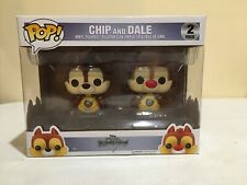Funko Pop Disney Kingdom Hearts CHIP and DALE Retired Vaulted