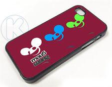 ar1440 - Dj+Deadmau5 Case cover fits iPhone Apple Samsung Galaxy Plus Edge