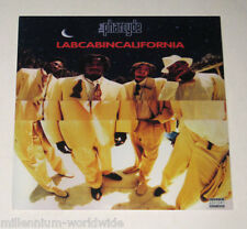 "THE PHARCYDE - LABCABINCALIFORNIA - DOUBLE 12"" VINYL LP ALBUM - NEW & SEALED"