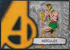 2012 Marvel Beginnings 2 Avengers Die-Cuts Trading Card #A17 Hercules