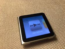 Apple iPod Nano 6. Generation Silber 8 GB