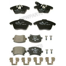 For Volkswagen Jetta Audi A3 Quattro Set of Front & Rear Brake Pads ATE