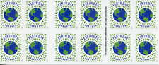 More details for usa stamps 2020 mnh earth day environmental protection 20v s/a booklet