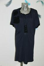 jolie robe été bleu marine 2026  taille 3 soit L EXCELLENT ÉTAT