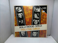 HOLLYWOOD SINGS VOL 3 THE BOYS & GIRLS COTAL CPO96 LPs VINYL