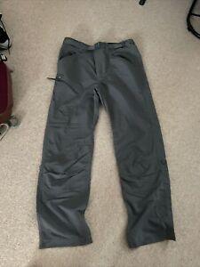 BERGHAUS, Mens W34 L32, Grey, Regular Fit, Walking Trousers,*VGC*