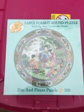Bits And Pieces, Melodious Garden 300 Piece Large Format Puzzle 45938
