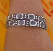 Ancient Tribal Old Silver Bracelet / Bangle Rajasthan