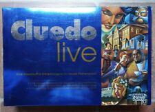 CLUEDO LIVE von Parker / OVP / NEUWERTIG / Karton aus 2004