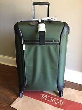 Tumi LIGHTWEIGHT MEDIUM TRIP PACKING CASE Luggage 4 Wheeled  28525 Spruce $745