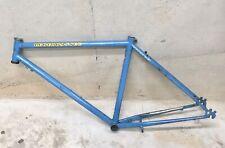 "Performance Mountain Bike Frame Aspen LX 18"" Vintage Tange Cro-moly"