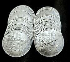 More details for 1 oz .999 silver prospector sheriff  limited issue ⭐best price on ebay uk seller