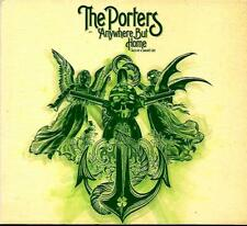 The Porters ‎- Anywhere But Home (CD) Folk Punk