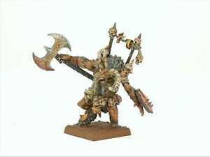 BEASTLORD - Painted Metal OOP Beasts Of Chaos Warhammer Avatars Of War Beastmen